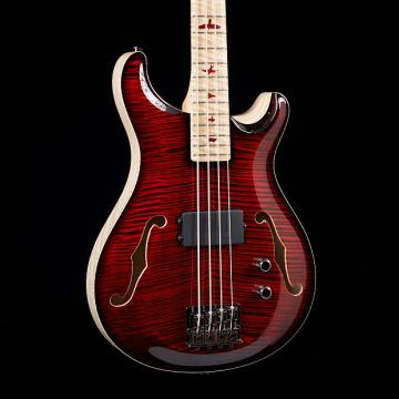 Custom PRS Private Stock Hollowbody Bass 4 Short Scale 8948