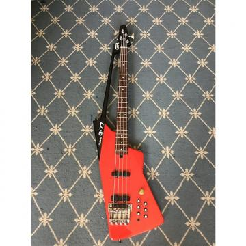 Custom Roland G-77 Bass with GR-77B Effects Controller Unit 1980's Red