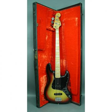 Custom Fender Vintage Jazz Bass 1975 Original Sunburst USA w/OHSC