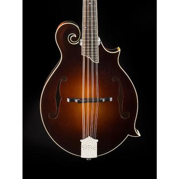 Custom Collings MF5 Mandolin - Sunburst - Adironcack Top - Flamed Maple Back & Sides