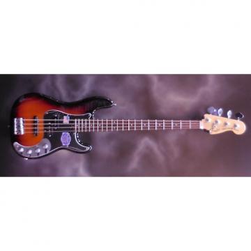 Custom Fender American Deluxe Precision Bass