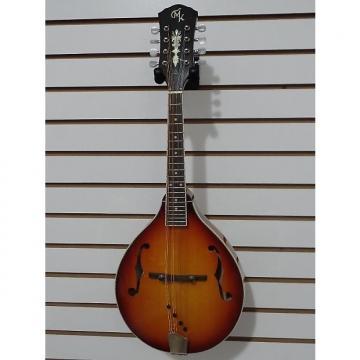 Custom Michael Kelly A Solid R Radiused Solid Top A-Style Mandolin MKASOLIDRHS #1051