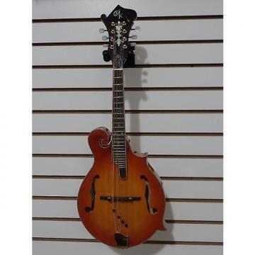 Custom Michael Kelly Legacy Elegante Mandolin Antique Amber Burst MKLELEAAB #1099
