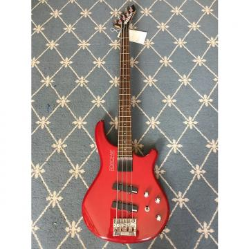 Custom Washburn B-10 Force ABT Bass 1990's Red