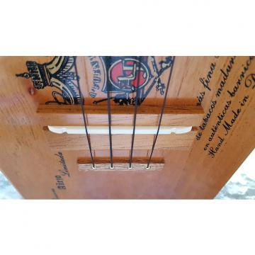Custom A. Fuente  #6 Cigar Box Ukulele