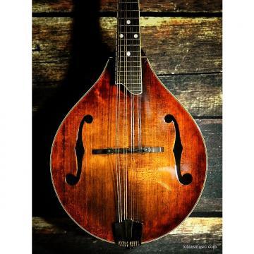 Custom Eastman MD505 A-Style Mandolin w/ Case