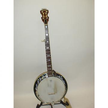 Custom Dorado Custom 5 String Resonator Banjo MIJ - Previously Owned
