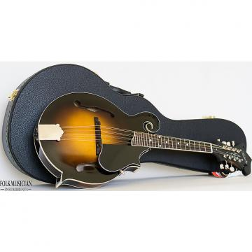 Custom Kentucky KM-750 Mandolin - Wooden Hardshell Case