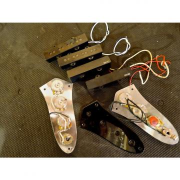 Custom Fender pickups and relic control plates 2014 Relic