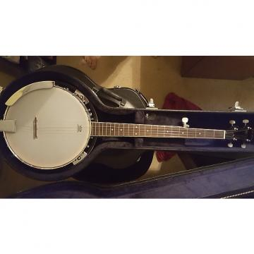 Custom Jameson 5 String Banjo 2000 Spruce/Black - Made in the USA