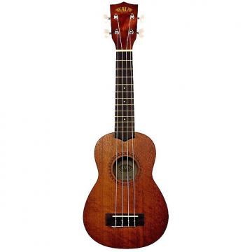 Custom Kala KA-15S Mahogany Soprano Ukulele - Soprano