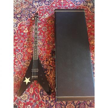 "Custom Price Drop Yo! 2002 GMP Model ""V"" Bass, Black+Stars, s/n 669"