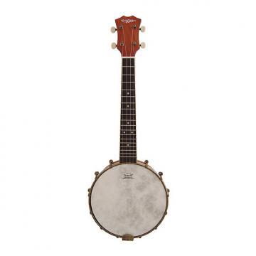 Custom Countryman Banjolele DUB2