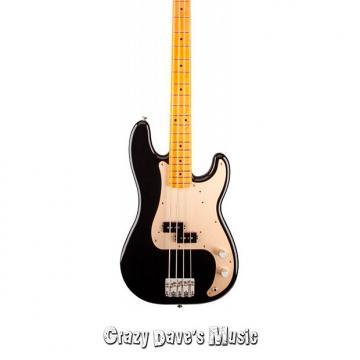 Custom Fender Classic Series '50s Precision Bass Maple Neck Black Lacquer