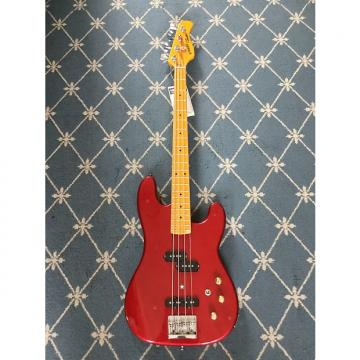 Custom Kramer Striker 700STB Bass circa 1980's Candy Apple Red