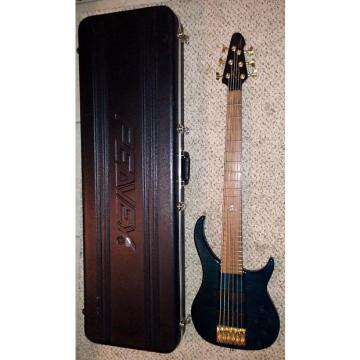 Custom Peavey  Cirrus 6 six string neckthru bass guitar made in Usa ohsc
