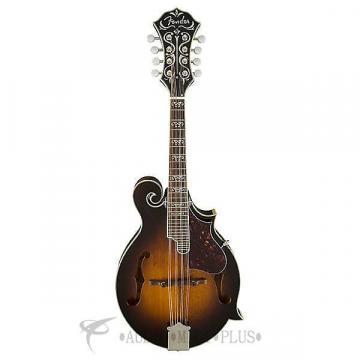 Custom Fender Concert Tone Ct63s F Rosewood Fingerboard 6 Strings Mandolin Vintage Sunburst - 956315021