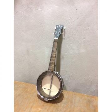 Custom Tanglewood TWB-U Ukulele Banjo, Linden Back and Sides Renaissance Head, Tobbacco Burst Finish