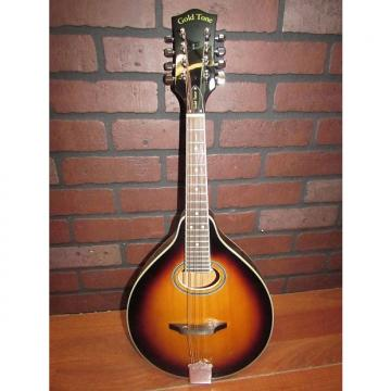 Custom Gold Tone GM-50 A-Style Maple Mandolin Tobacco Sunburst