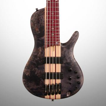 Custom Ibanez SRSC805 Electric Bass, Deep Twilight Flat