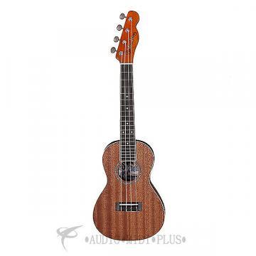 Custom Fender Ukulele Mino'Aka Concert Ukelele - Natural -  0955650021 -  885978087648