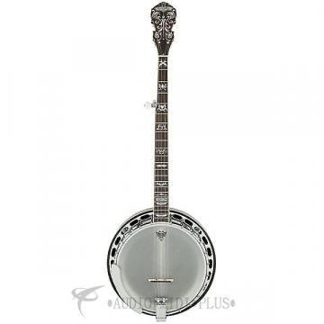 Custom Fender Premier Concert Tone 5 Rosewood Fingerboard 4 Strings Banjo Walnut Stain With Case-0955600821