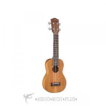 Custom Fender Piha'eu Soprano Ukele - Natural  - UKEPIHAEUSOPRANO-  885978542796