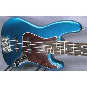 Custom G&L JB5 Bass