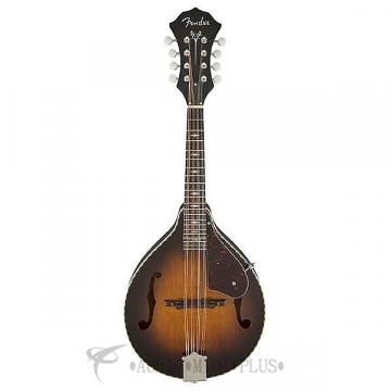 """Custom Fender Concert Tone Mandolin """"A"""" 52E Rosewood Fingerboard 8-String Vintage Burst - 955205021"""