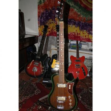 Custom Ural 510 Bass Guitar USSR Rare Vintage Electric Soviet Russian 1975-1980