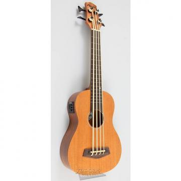 "Custom Amahi UK222B-EQ 30"" Bass Ukulele"