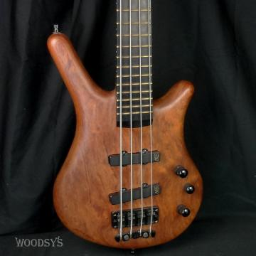 Custom Warwick Thumb Bass 4 Neck Through