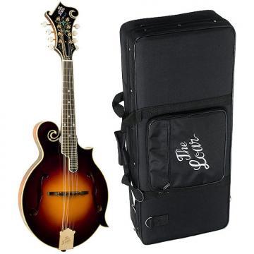 Custom New The Loar LM-700-VS Supreme Hand-Carved F-Style Acoustic Mandolin with Case, Vintage Sunburst