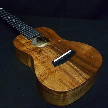 Custom New KALA ELITE 3KOA-CG Concert Ukulele Solid Koa Made in U.S.A. with Case