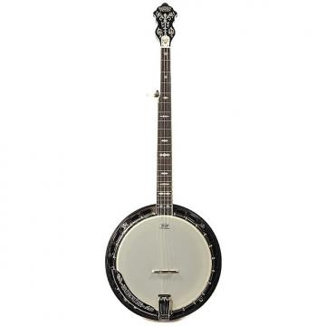 "Custom Gretsch G9420 Broadkaster® ""Supreme"" 5-String Resonator Banjo"