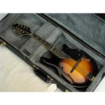 Custom GOLD TONE GM-110 Rigel Design F-style MANDOLIN new with Hard Case - Solid Top