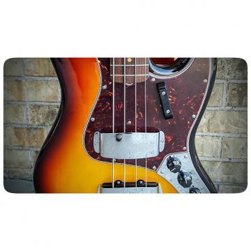 Custom Fender American Vintage '64 Jazz Bass 3 Tone Sunburst