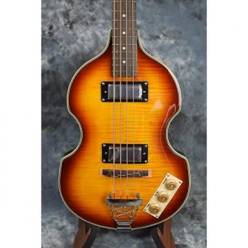 Custom Epiphone Viola Bass 2014 Vintage Sunburst