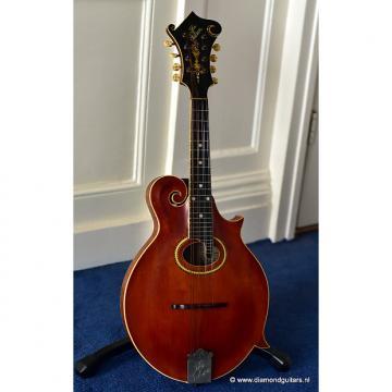 Custom Gibson F-4 (1914) Red