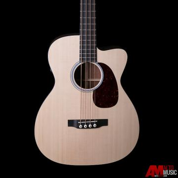 Custom Martin BCPA4 Performing Artist Series Acoustic Electric Bass w/ Case