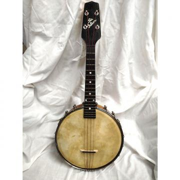 Custom Gibson Banjo-Ukulele, trap door 1924/25 Natural