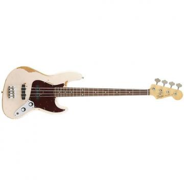 Custom Fender Signature Model FLEA Jazz Bass, Rosewood Fingerboard, Roadworn Shell Pink