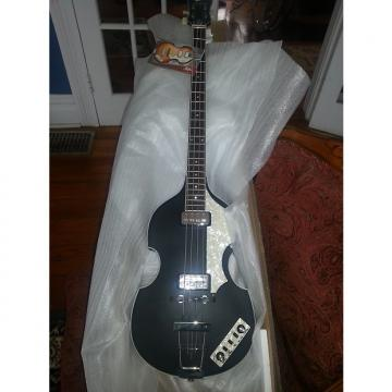 Custom Hofner 500/1 contemporary black