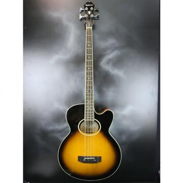 Custom Epiphone El Capitan 4C - 4 String Acoustic/Electric