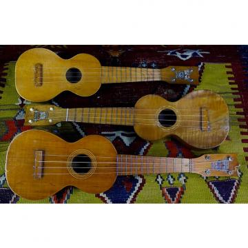 Custom Kumalae Ukulele Collection 1930's