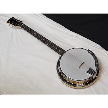 Custom GOLD TONE GT-500 banjitar banjo Guitar new LEFTY w/ HARD SHELL CASE