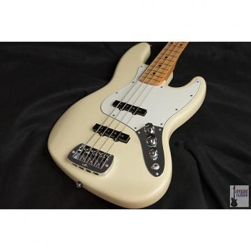 Custom G&L JB Bass Vintage White Nitro - Authorized G&L Premier Dealer