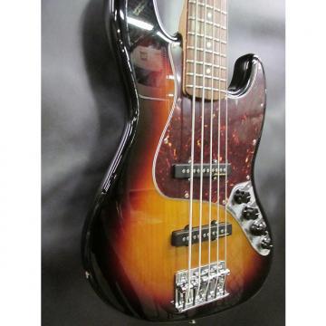 Custom Fender Deluxe Active Jazz Bass V