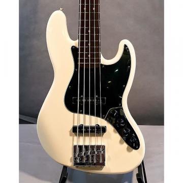 Custom Fender Deluxe Active Jazz V Electric Bass