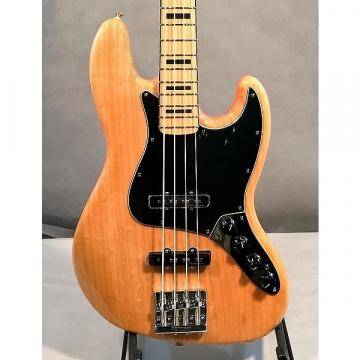 Custom Fender Deluxe Active Ash Jazz Electric Bass
